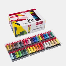 Amsterdam Standard Series Acrylic Paints Set of 36 x 20ml
