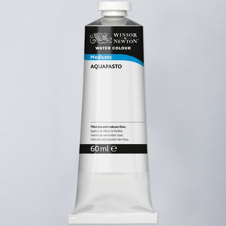 Winsor & Newton Aquapasto Medium 60ml | Cass Art