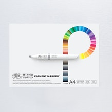Winsor & Newton Pigment Marker Pad 50 Sheets