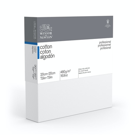 Winsor & Newton Professional Cotton Deep Edge Canvas | Cass Art