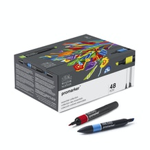 Winsor & Newton Promarker Set of 48