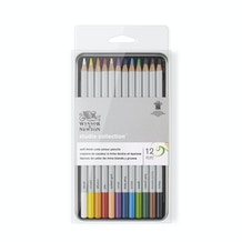 Winsor & Newton Studio Collection Coloured Pencils Set of 12