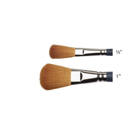Winsor & Newton Professional Watercolour Synthetic Sable Mop Brushes
