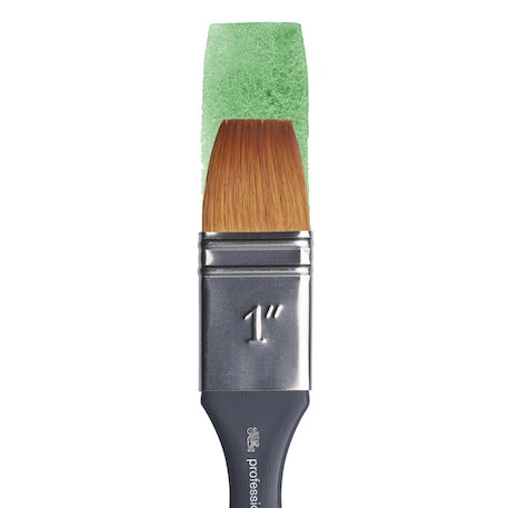 Winsor & Newton Professional Watercolour Synthetic Sable Wash Brushes