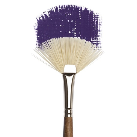 Winsor & Newton Professional Oil Synthetic Hog Fan Brush