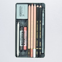 Koh-i-noor Artist Mini Drawing Art Set