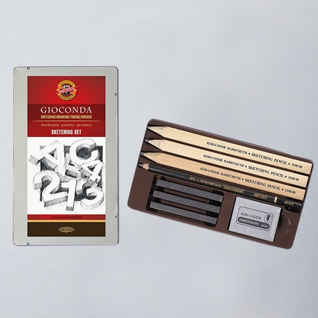Koh-i-noor Professional Sketching Set | Cass Art