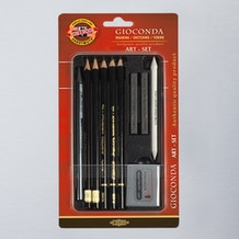 Koh-i-noor Sketching Set of 10