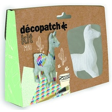 Decopatch Mini Kit Llama