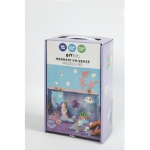 Creativ Silk Clay, Foam Clay & Pearl Clay Mermaid Universe Modelling DIY Kit
