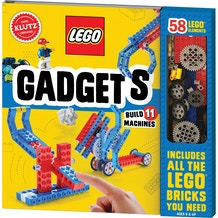 Scholastic Lego Gadgets by Klutz