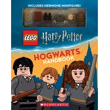 LEGO Harry Potter Hogwarts Handbook by Klutz