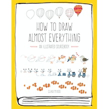 How to Draw Almost Everything An Illustrated Sourcebook by Chika Miyata