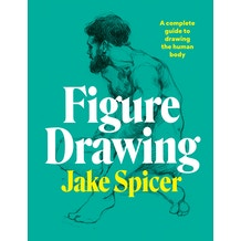 Figure Drawing by Jake Spicer
