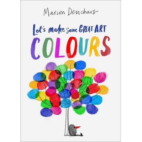 Let's Make Some Great Art - Colours