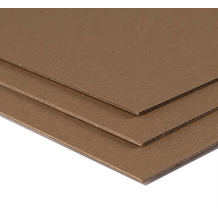 Seawhite A1 Corrugated Kraft Board 2mm