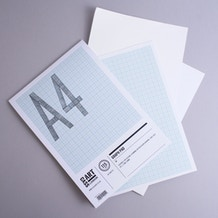 Cass Art Graph Pad 115gsm 30 sheets A4