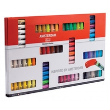 Amsterdam Standard Series Acrylic Paints Set of 72 x 20ml