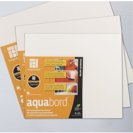Ampersand Aquabord 3mm | Watercolour Boards | Cass Art
