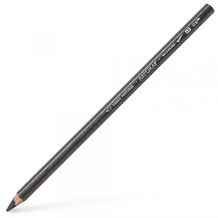 ArtGraf Water Soluble Pencil 6B Dark Grey