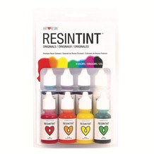 ArtResin Resintint Original Assorted Colours Set of 8
