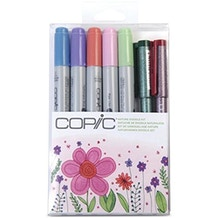 Copic Ciao Doodle Kit Nature Set of 7