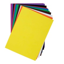 Craft Planet 9 x 12in. Funky Foam Sheets Pack of 10