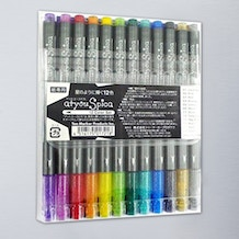 Copic Atyou Spica Glitter Pen Set of 12