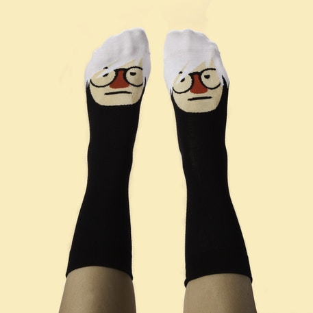 ChattyFeet Andy Sock-Hole Socks | Cass Art