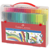 Faber-Castell Connector Pens Gift Set of 80