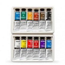 Daler Rowney Designer Gouache Introduction Set of 12 15ml