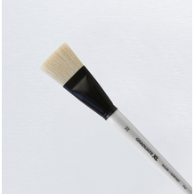 Daler Rowney Graduate XL Extra Large White Bristle Flat Brush