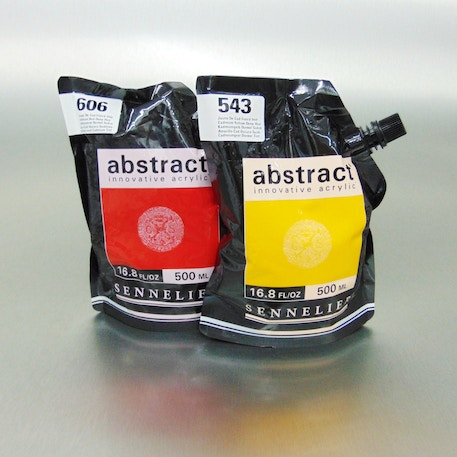 Sennelier Abstract Acrylic Paint | Innovative Acrylic Paint | Cass Art