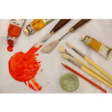 3rd August, 2 - 4pm, Beginners Oil Workshop at Cass Art Liverpool