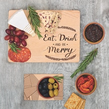 Docrafts Simply Make Pyrography Kit - Chopping Board