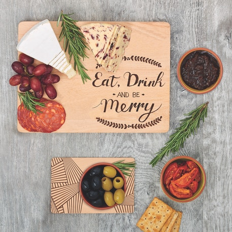Docrafts Simply Make Pyrography Kit - Chopping Board | Cass Art