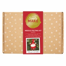 Docrafts Simply Make Needle Felting Kit - Santa
