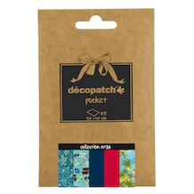 Decopatch Pocket Papers Collection No. 20