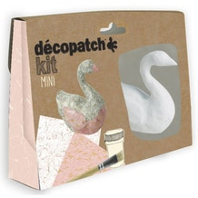 Decopatch Mini Kit Swan