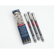 Derwent Line Maker Graphite Set of 3