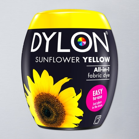 Dylon All in 1 Fabric Machine Dye Pod 350g | Cass Art