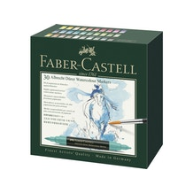 Faber-Castell Albrecht Durer Watercolours Marker Set of 30