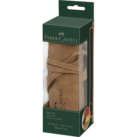 Faber-Castell Pencil Roll Wrap | Cass Art