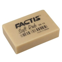 Factis SR12 Soft Rub Eraser