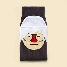 ChattyFeet Andy Sock-Hole Socks