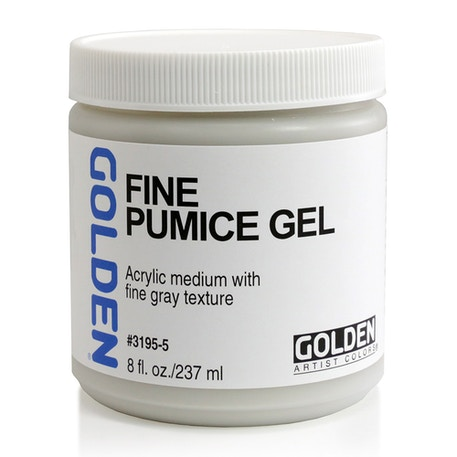 Golden Fine Pumice Gel | Cass Art