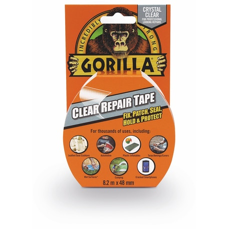 Gorilla Clear & Repair Tape | Cass Art