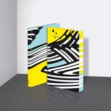 Nuuna Graphic L Notebook Nouvelle Vague