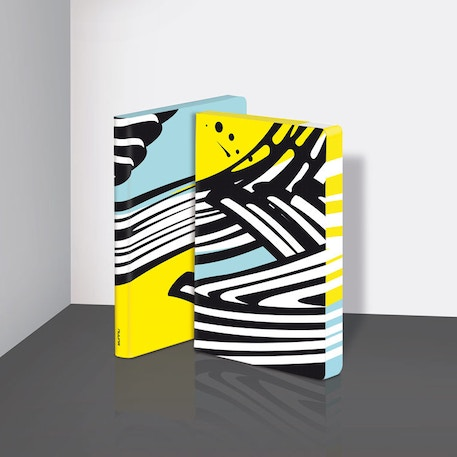 Nuuna Graphic L Notebook Nouvelle Vague | Cass Art