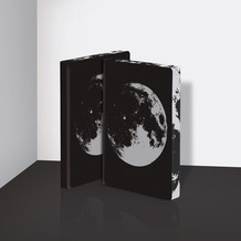 Nuuna Graphic L Notebook Moon